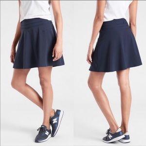 Athleta | All Day Skort/Skirt Navy 14